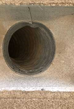 Dryer Vent Replacement In La Habra
